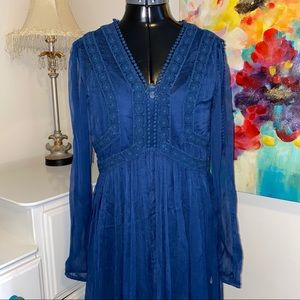 Sundance Time After Time dress with lace